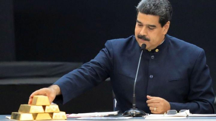 """Exasesor de EEUU revela que el Reino Unido """"estaba feliz"""" de congelar el oro venezolano"""
