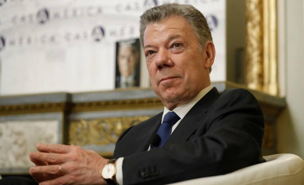 """Expresidente Juan Manuel Santos afirma que las FARC """"no van a volver al monte"""""""