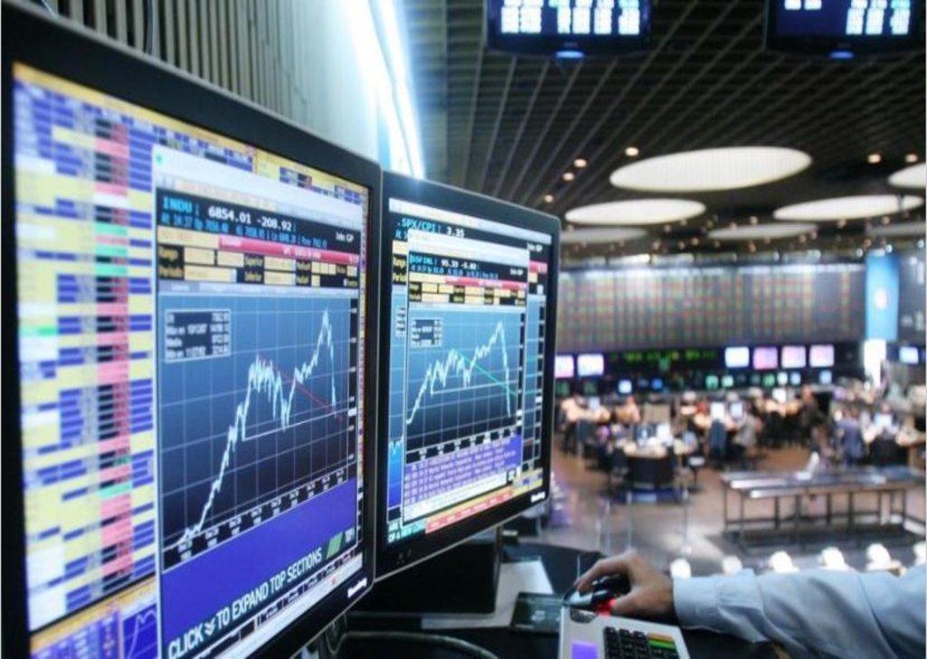 Bolsa de valores de Argentina reportó ganancias de casi 2%