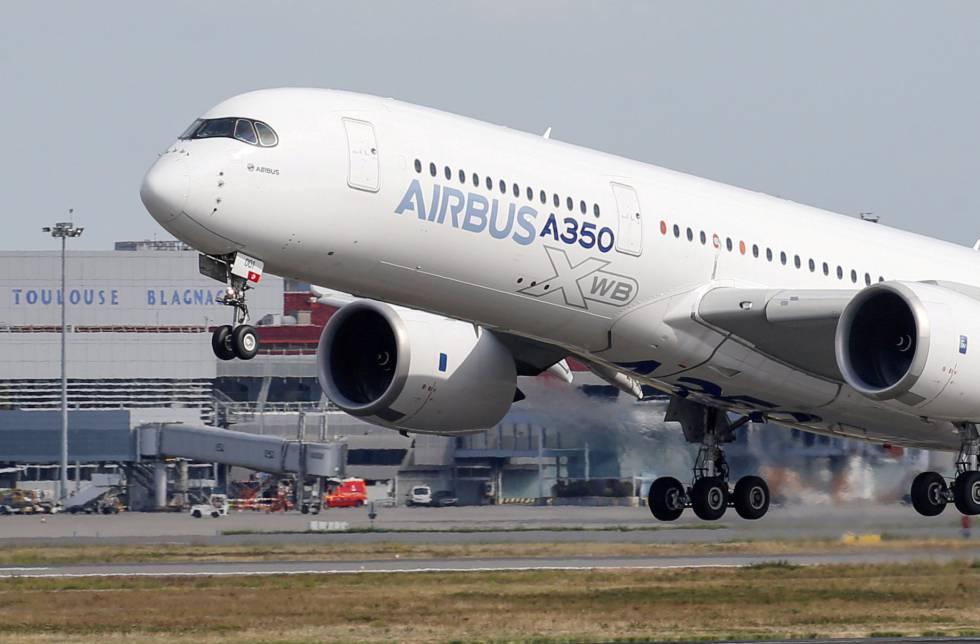 Empleados serán despedidos de Airbus tras recorte del 40% de su producción
