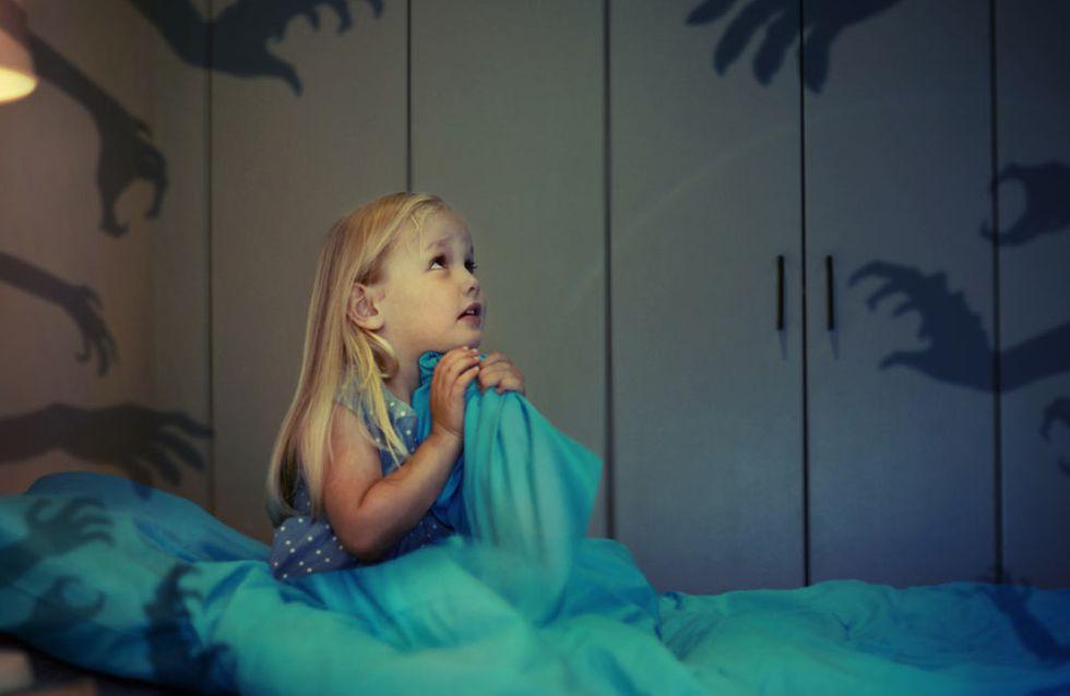 ¡Atención padres! Claves para diferenciar las pesadillas de los terrores nocturnos