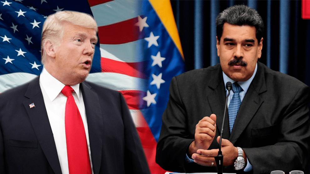 """Trump solo se reunirá con Maduro para discutir su salida """"pacífica del poder"""""""