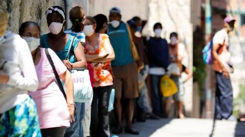 Coronavirus totaliza 5.530 contagios en Venezuela en las últimas horas
