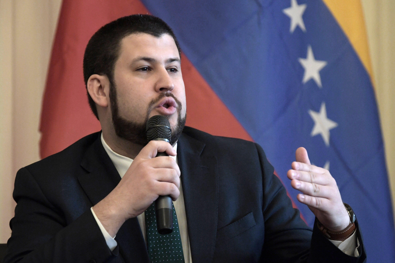 Smolansky descarta reunión entre Trump y Maduro