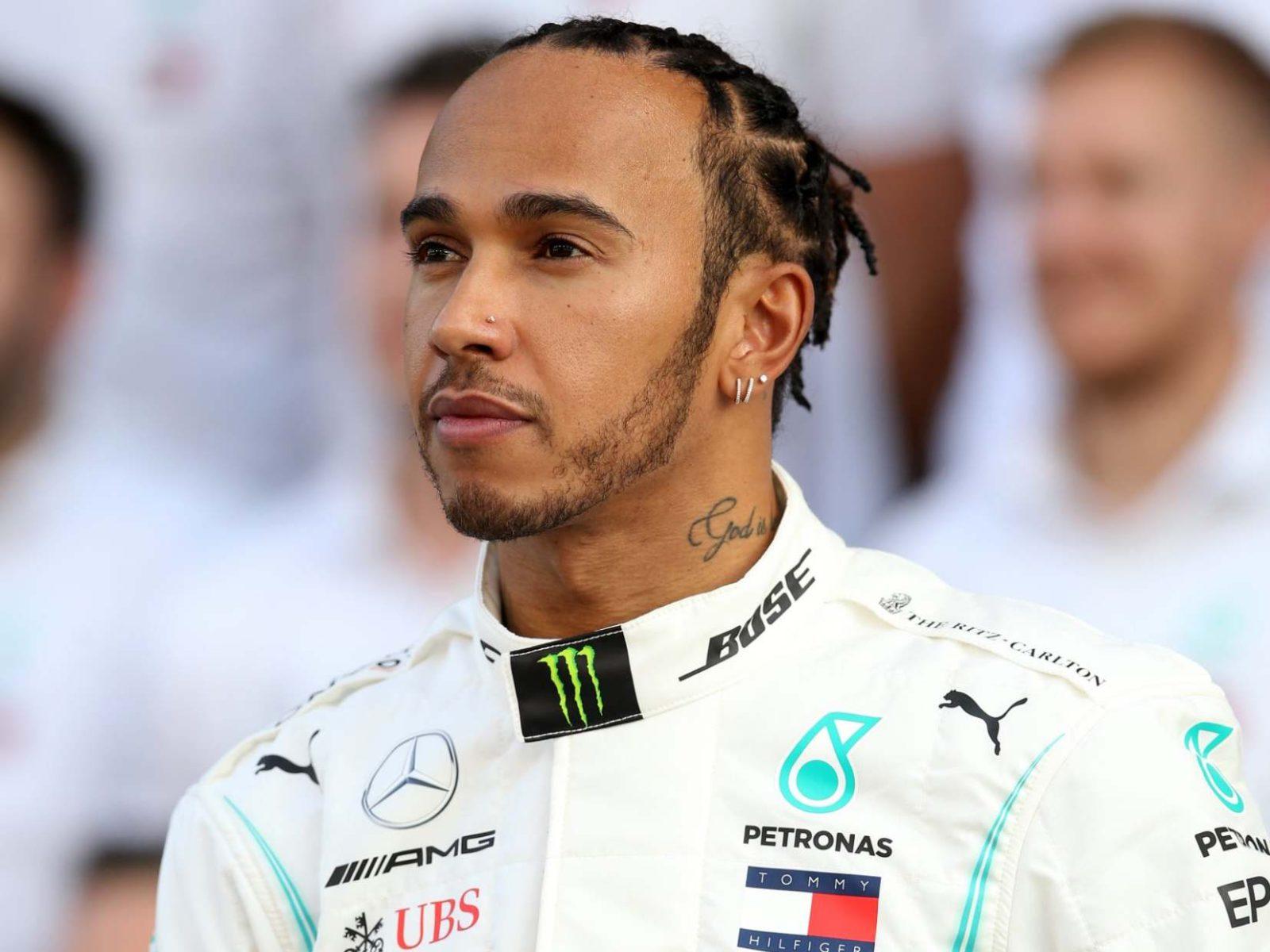 Lewis Hamilton promoverá la diversidad racial a través de una nueva asociación