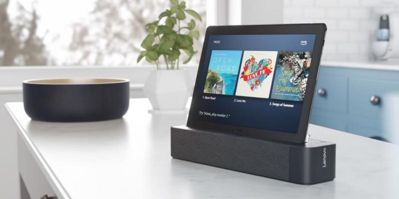 Smart Tab se convierte en un altavoz habitual de Alexa