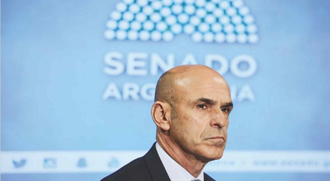 Justicia argentina imputó a exdirector de la Agencia Federal de Inteligencia