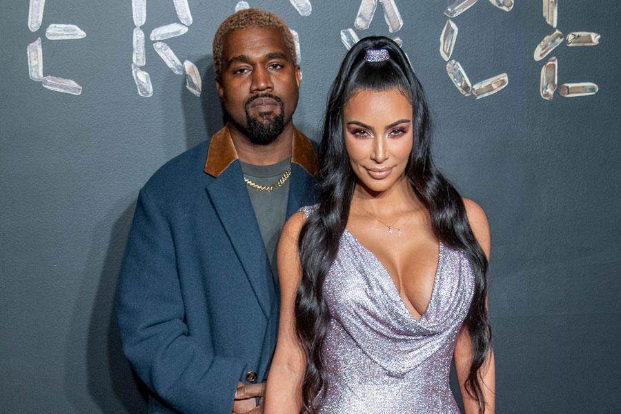 """Kim Kardashian exige """"empatía y compasión"""" de las personas ante bipolaridad de Kanye West"""