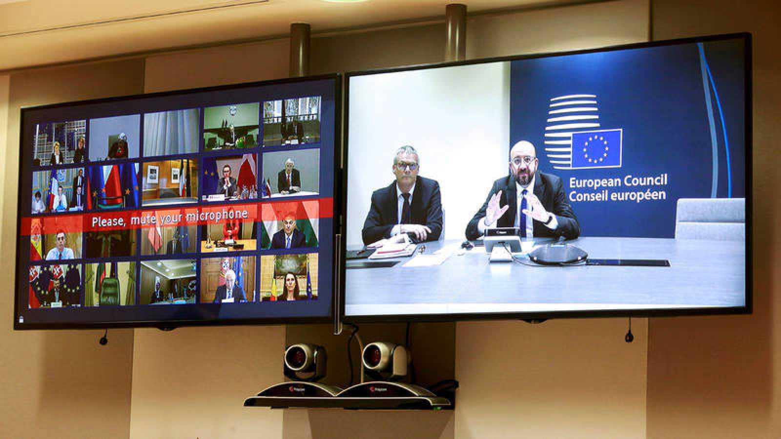 Venezuela será tema de discusión en videoconferencia de la UE
