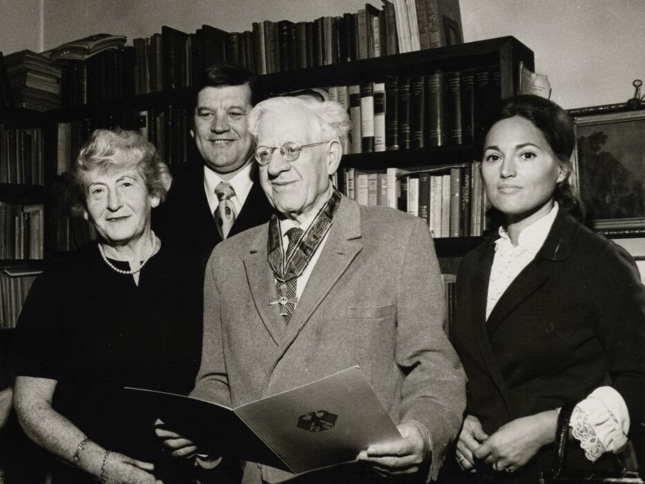 Hace 47 años falleció Karl Loewenstein: Padre del constitucionalismo moderno