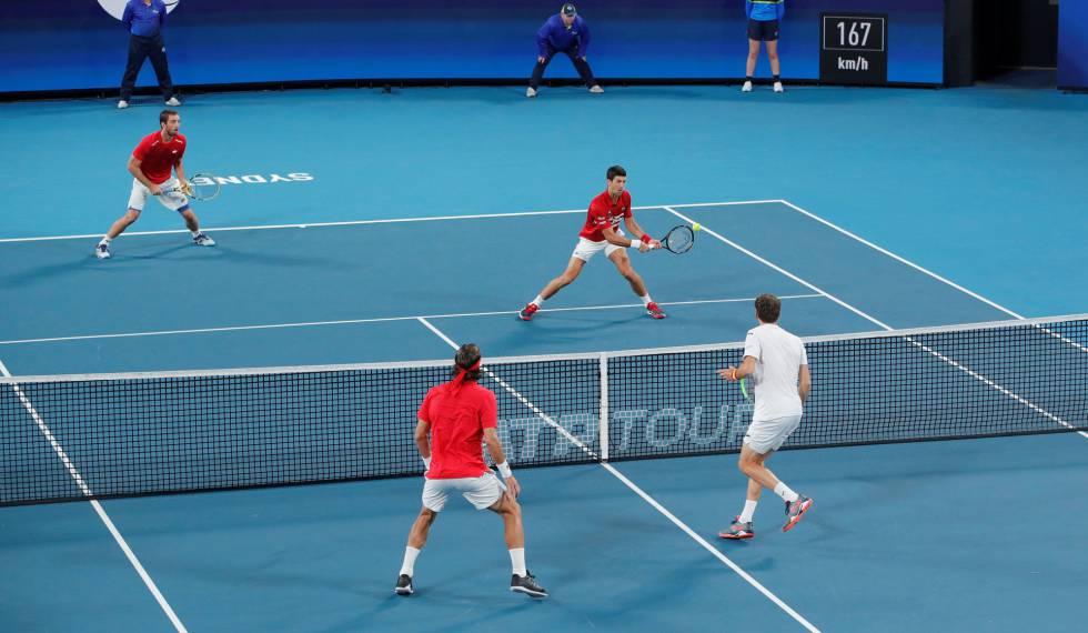 ATP modificó sistema para calcular clasificaciones mundiales de tenistas en agosto