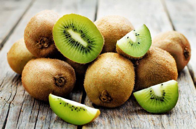 Kiwi: Fruta rica en vitamina C con diversas bondades para la salud del organismo