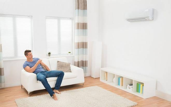 ¡Cuidado! Aire acondicionado puede afectar la salud respiratoria