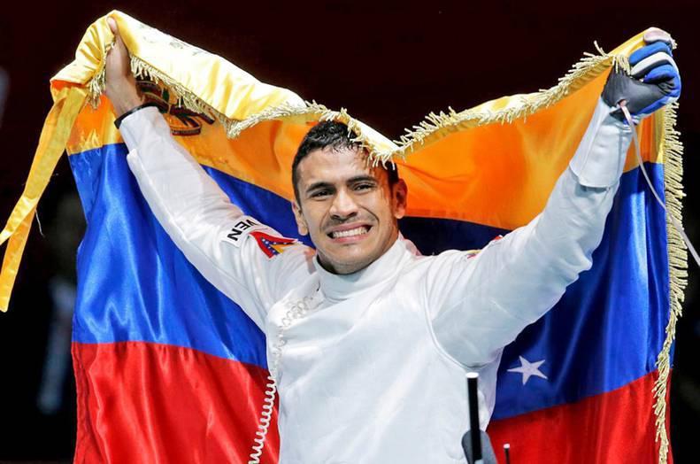 Federación Venezolana de Esgrima postuló a Rubén Limardo al Salón de la Fama