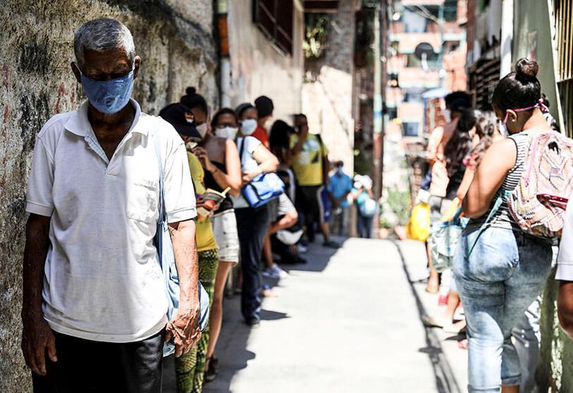 Jorge Rodríguez: Se registraron 282 casos por COVID-19 en Venezuela