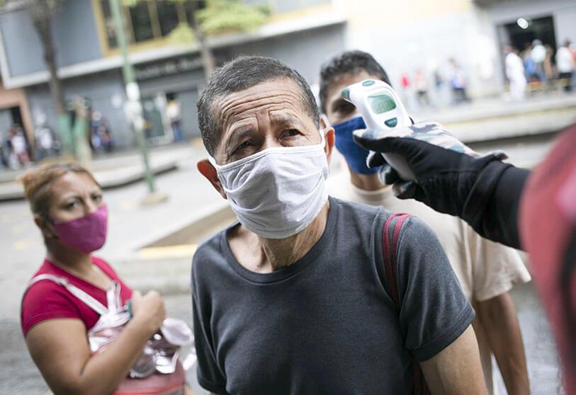 Asciende a 6.273 la cifra de contagiados por COVID-19 en Venezuela