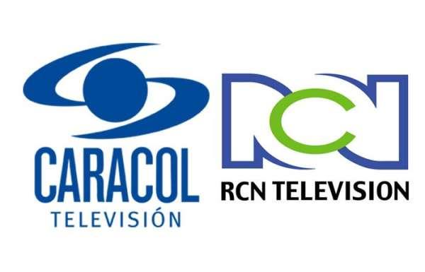 1998: Inician transmisiones los canales colombianos RCN y Caracol