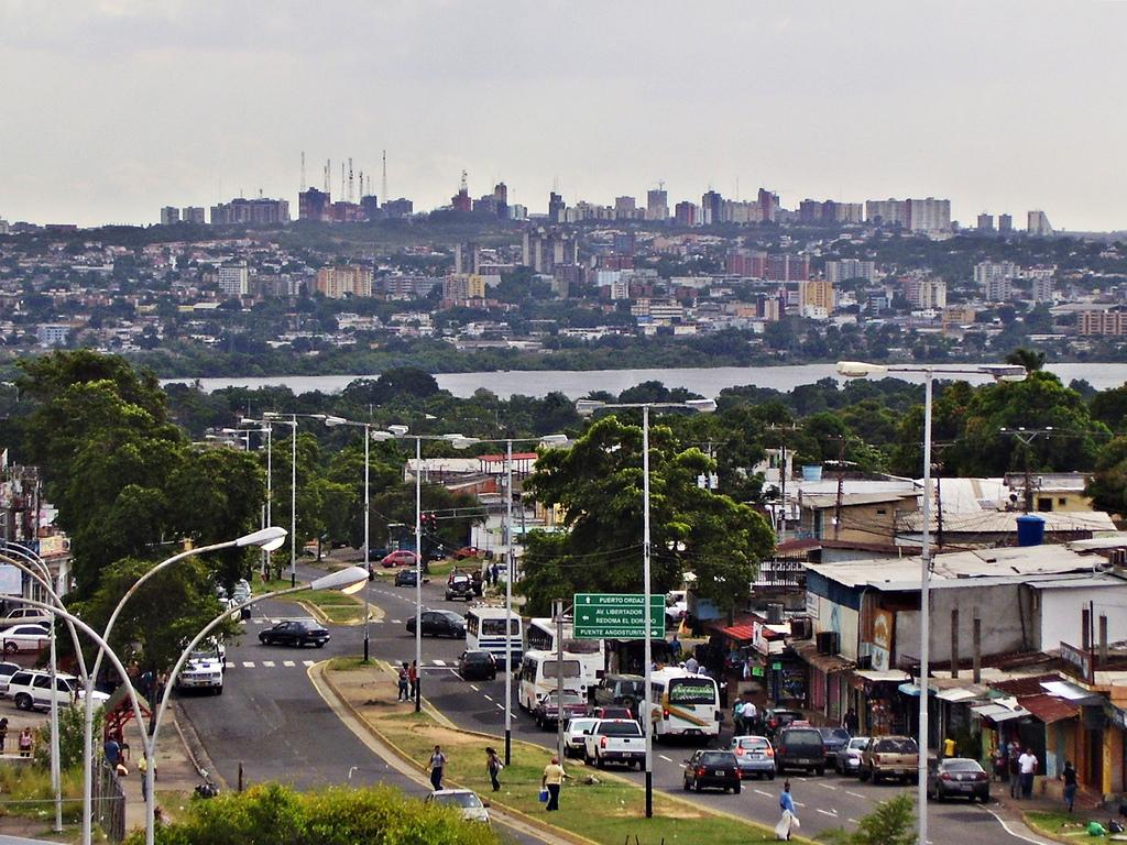 Hace 59 años se funda Ciudad Guayana del estado Bolívar
