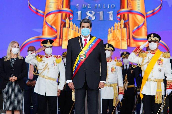 Maduro: Derrotaremos a EEUU, así como hace 209 años lo hicimos contra el imperio español