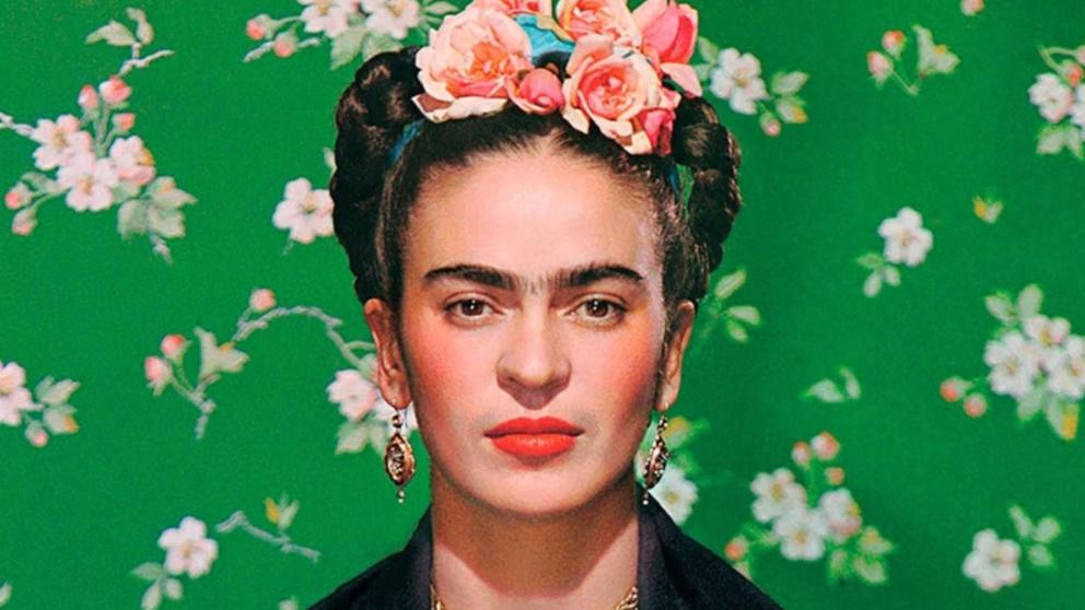 A 113 años del natalicio de la artista mexicana Frida Kahlo