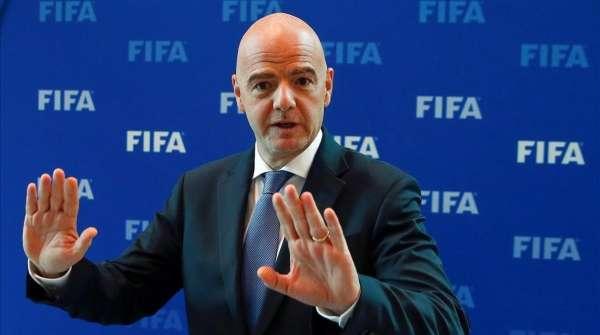Fiscal suizo inicia causa judicial contra el presidente de la FIFA