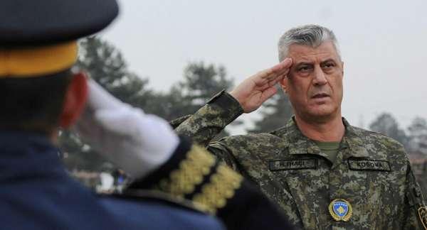 Presidente de Kosovo comparece ante Tribunal Especial Internacional