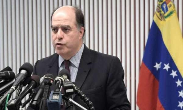 Julio Borges: Maduro protege a grupos terroristas de la región
