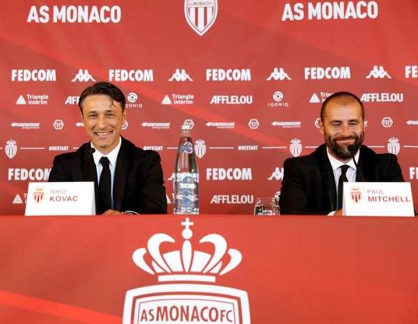 Niko Kovac: Todos queremos que el Mónaco vuelva a la cima