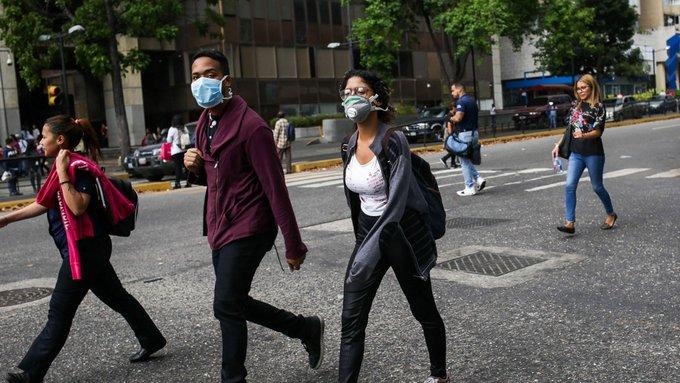 Caracas y Miranda pasan al nivel 1 de la cuarentena radical por el COVID-19