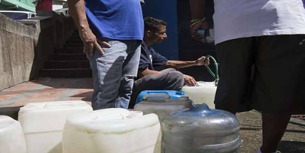 Sistema de bombeo de agua Tuy III podría ser paralizado