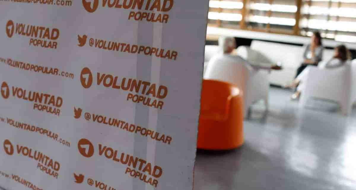 José Gregorio Noriega: Voluntad Popular ya no es de  Leopoldo López ni de Juan Guaidó