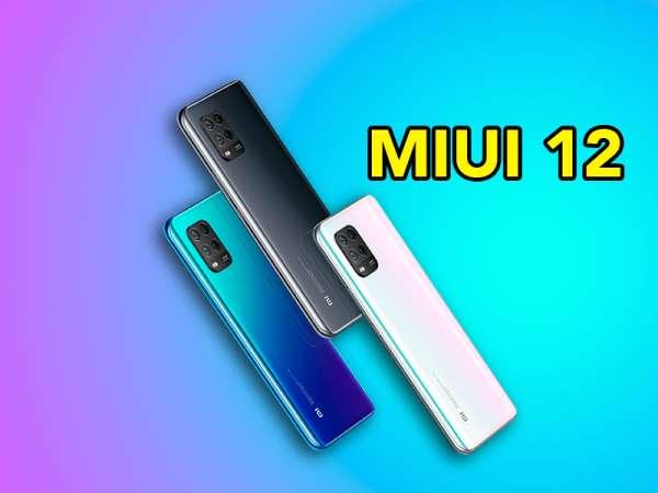 Conoce los dispositivos que gozarán del sistema operativo MIUI 12