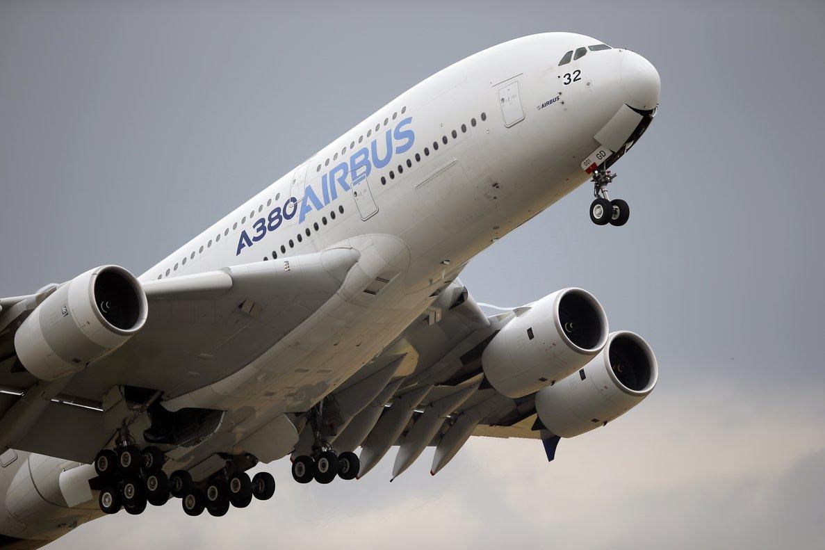 Airbus despedirá a casi 14 mil empleados en 2021