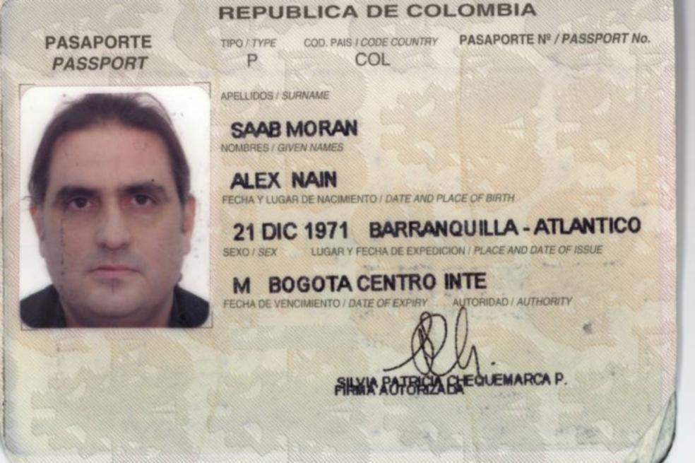 Saab fue trasladado desde la cárcel  central de Ribeirinha hasta la Isla de Sal