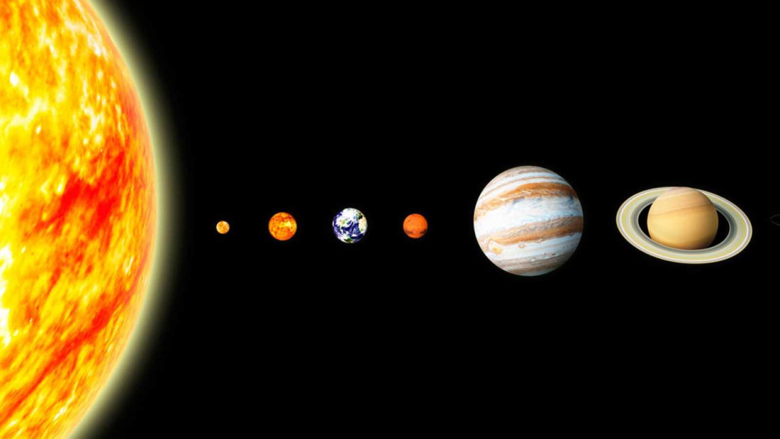 """Hasta mediados de agosto será posible observar el """"desfile de planetas"""""""
