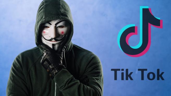 "Anonymous recomienda a los internautas borrar la aplicación TikTok por ""espionaje masivo"""