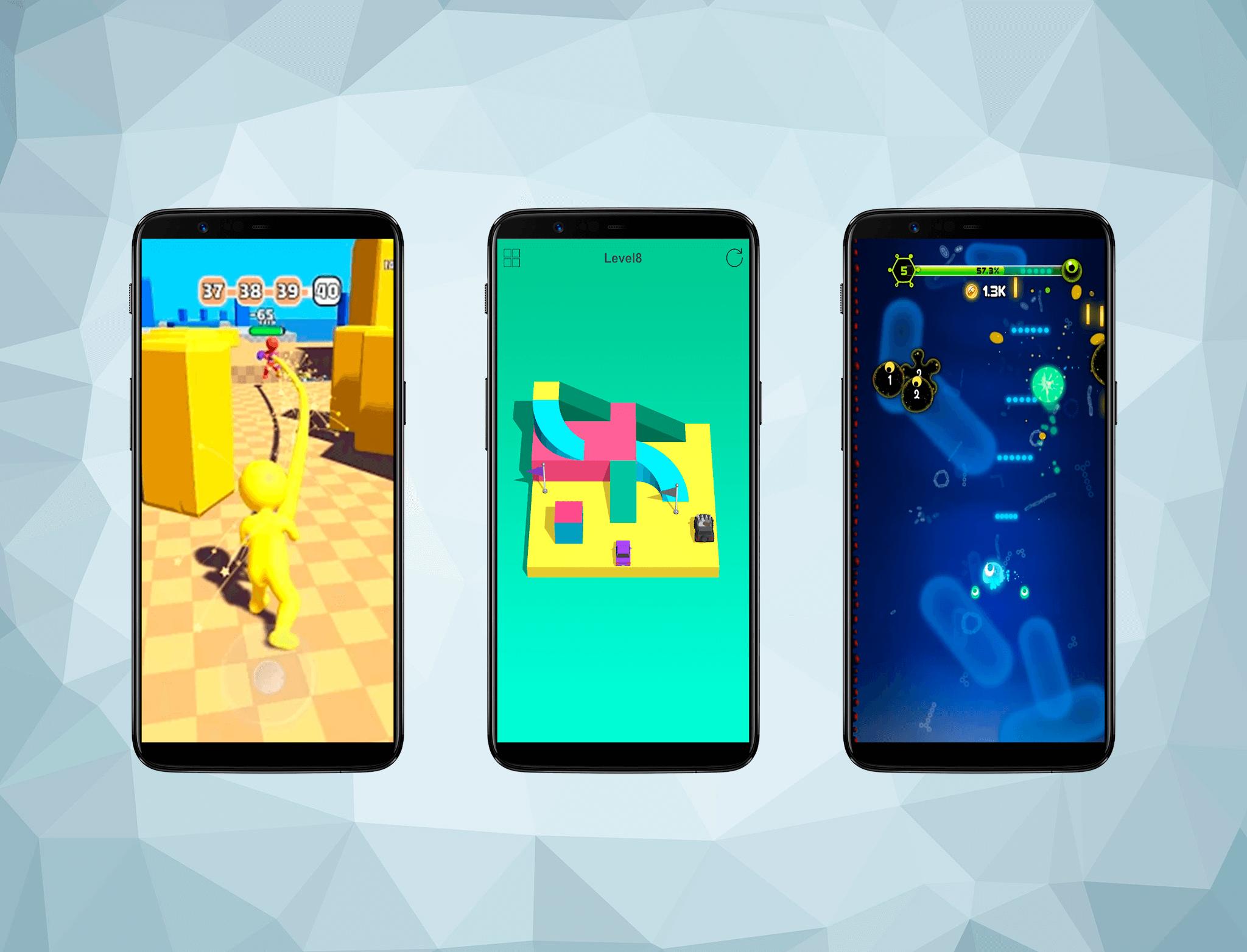 ¡Imperdible! Nueve juegos gratuitos para Android recién lanzados en Google Play