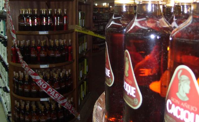 Prohíben venta de licor en Caracas durante la cuarentena