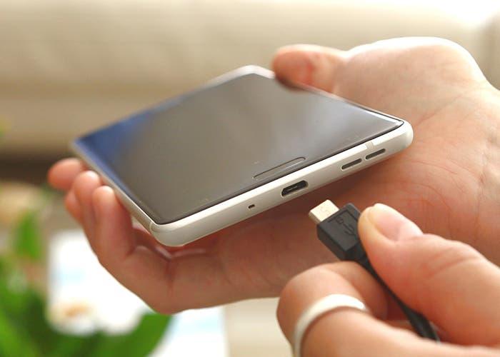 Samsung evalúa vender sus móviles sin cargador