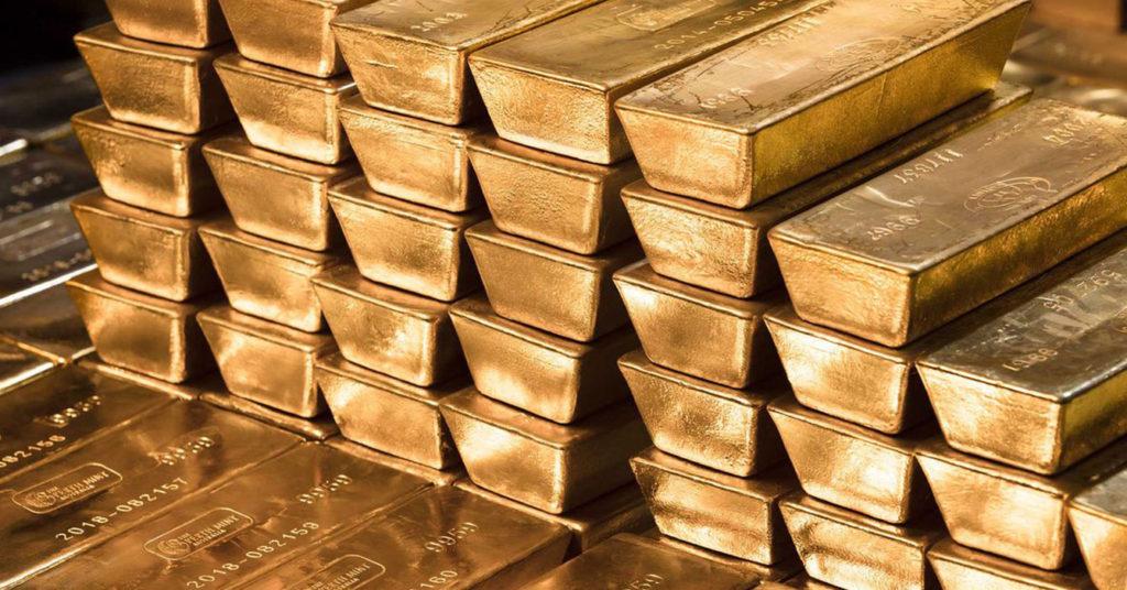 El oro al contado se negoció el 3 de julio en 1.775,06 dólares la onza