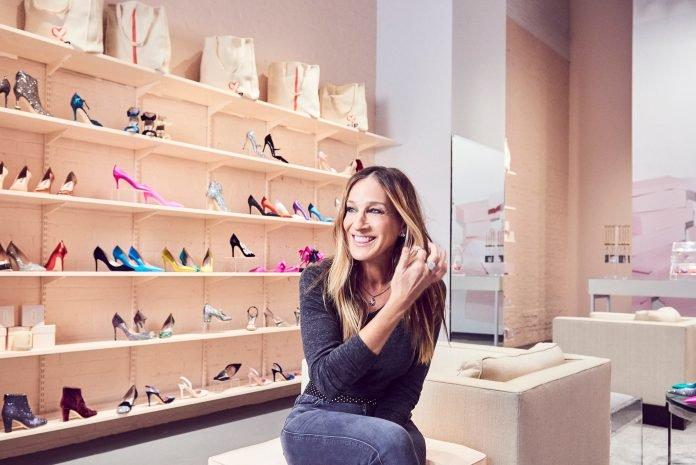 Sarah Jessica Parker abrió tienda de zapatos en Manhattan