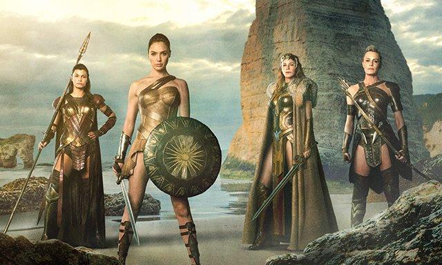 """Anuncian serie animada de las """"Amazonas"""" de """"Wonder Woman 1984"""""""