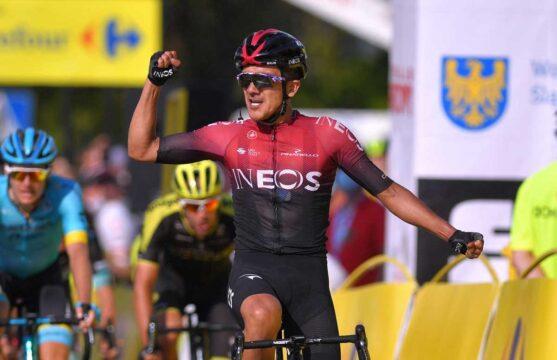 Ciclista Richard Carapaz se queda con la victoria en el Giro de Polonia