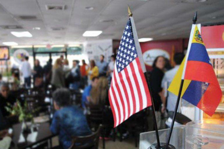 ¡Encuesta! 66% de los venezolanos en Florida apoya reelección de Trump
