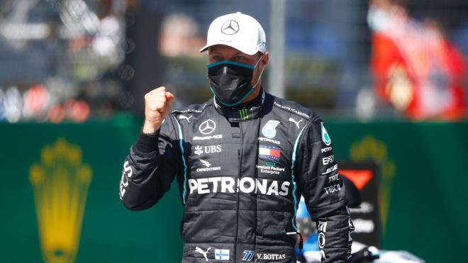 Mercedes confirma a Valtteri Bottas para la próxima temporada de la Fórmula 1