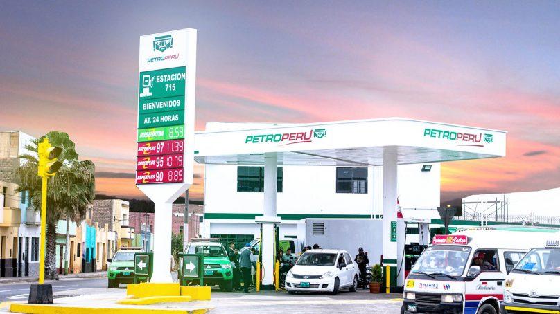 Petroperú estima vender más de 3 mil barriles diarios de combustible a Bolivia