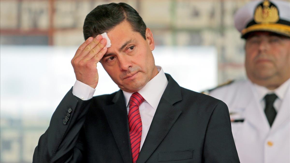 México investiga el uso de más de $1.700 millones durante mandato de Peña Nieto