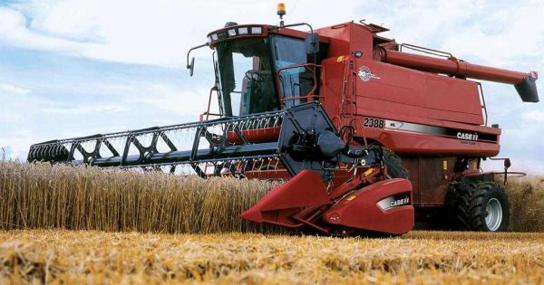 Francia registra alza de 71% en cosecha de cultivos de trigo blando