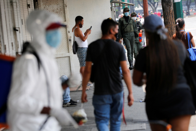 Autoridades venezolanas detectan 548 casos de COVID-19 y reportan 6 fallecidos