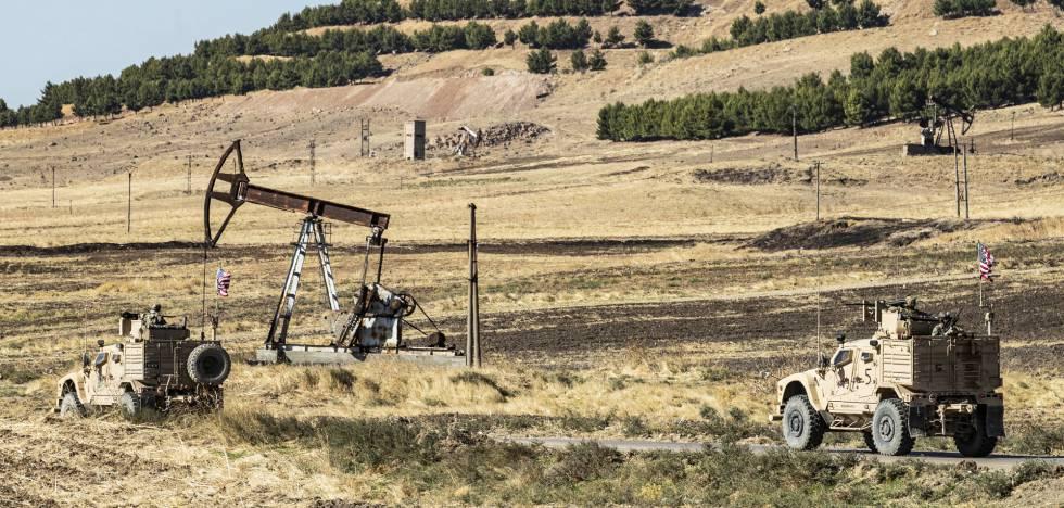 """Siria acusa a petrolera de EEUU por firmar acuerdo con rebeldes """"para robar crudo"""""""